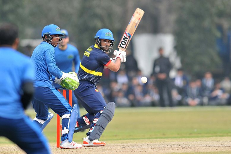 Ravi Bopara scored 70 for MCC in their victory over Multan Sultans