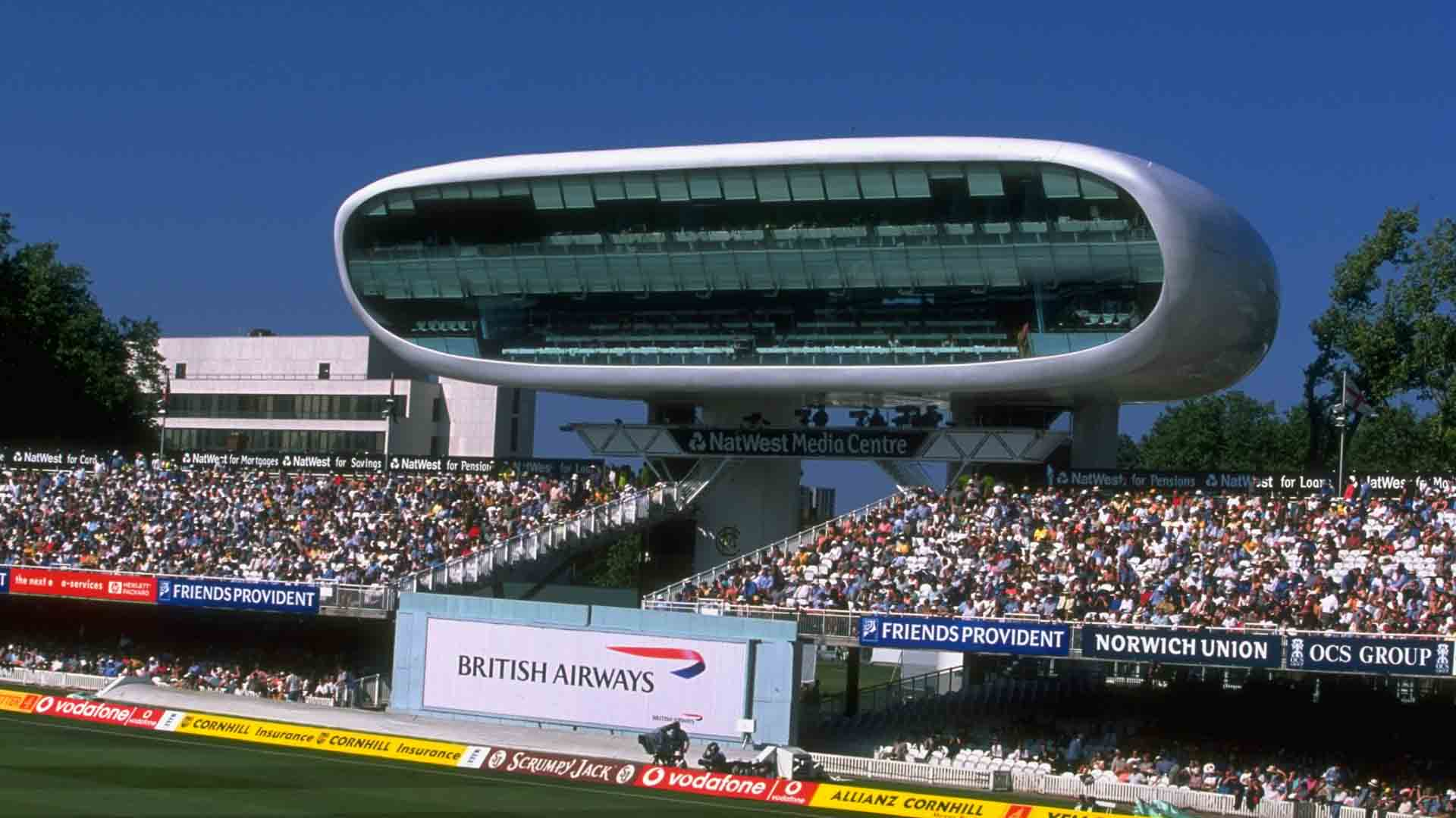The Media Centre in 1999.
