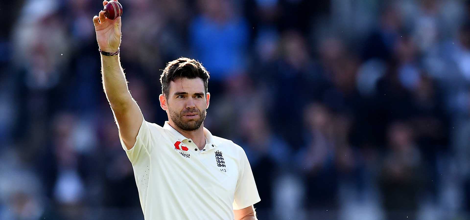 James Anderson at Lord's