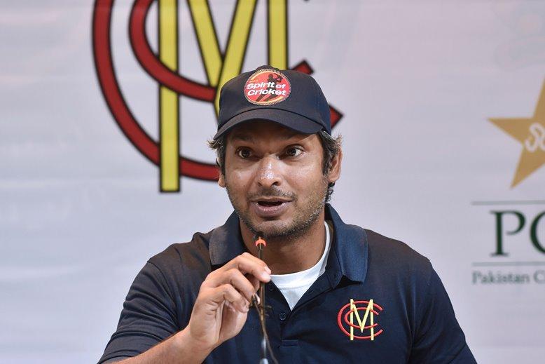 Kumar Sangakkara press conference