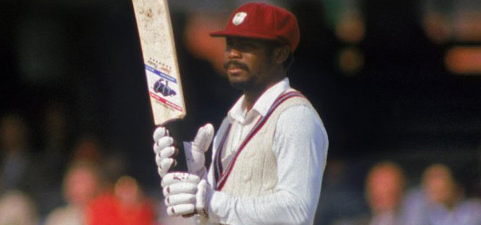 Gordon Greenidge batting at Lord's