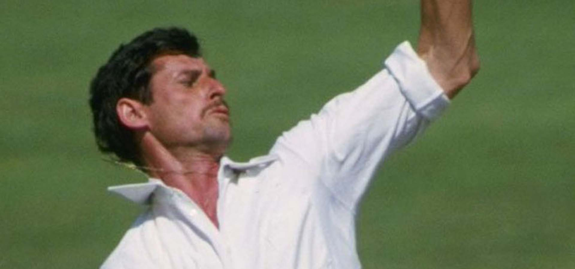 Richard Hadlee at Lord's