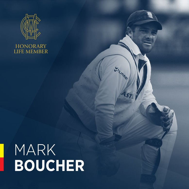 Photo of Mark Boucher