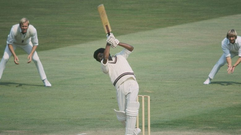 West Indies' Keith Boyce