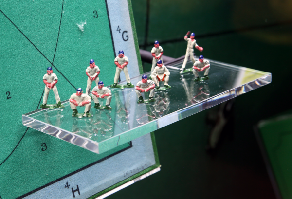 A Century of Cricket Games Exhibition