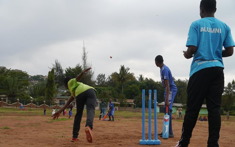 Street Child Cricket World Cup