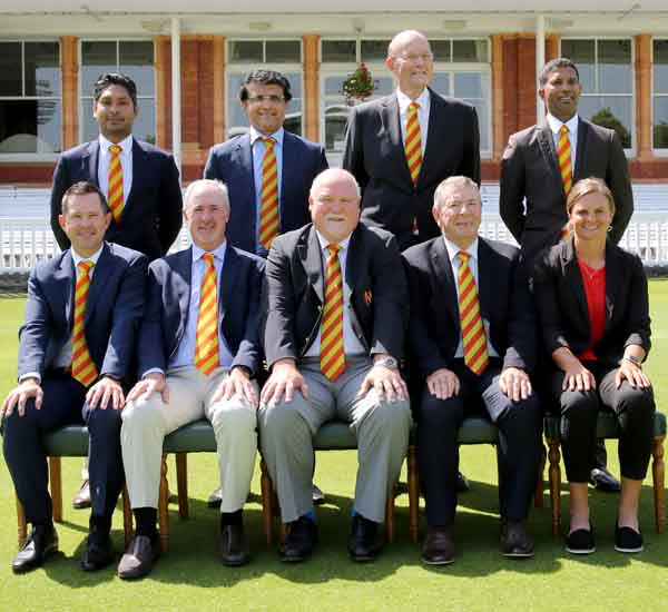 The MCC World Cricket Committee at Lord's 2018