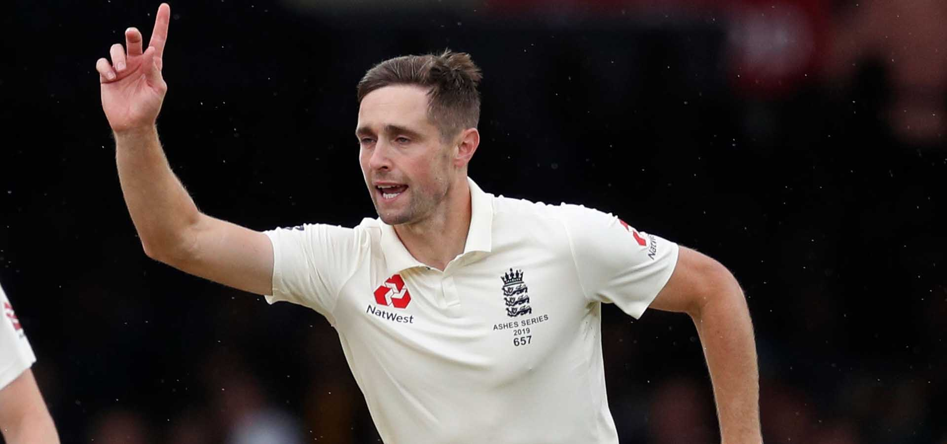 Chris Woakes at Lord's